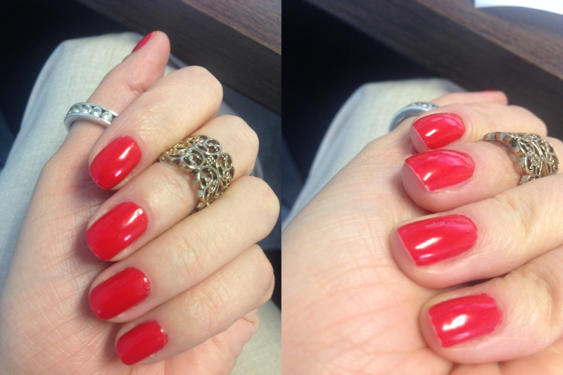 Manicure Miracle Gel Review